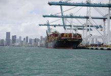 Porto de Miami (Foto: Pixabay)