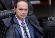 Ministro Joel Ilan Paciornik, do Superior Tribunal de Justiça (STJ) (Foto: Reprodução/STJ)